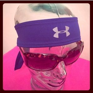 🆕 ONLY ONE! Under Armour Tie Headband